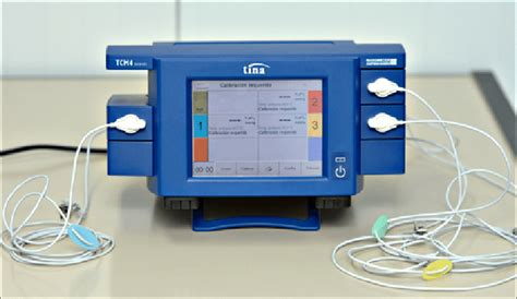 System analysis of transcutaneous oxygen pressure with