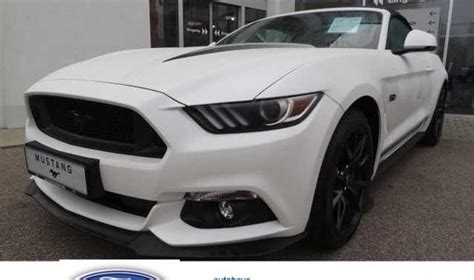 Top Auto Modelle: Ford Mustang Gt Automatik Gebraucht