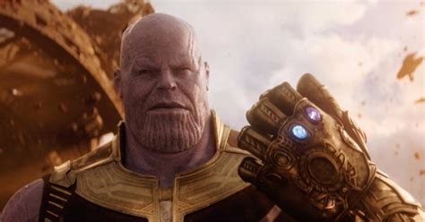Who Plays Thanos in Avengers: Infinity War? | POPSUGAR
