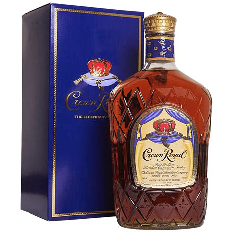 Crown Royal Canadian Whiskey 1