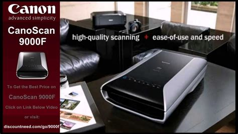 Canon 9000f Review and Best Price on Canon CanoScan 9000F