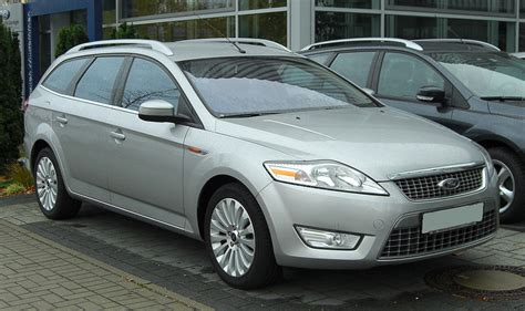 File:Ford Mondeo IV Turnier front 20101030