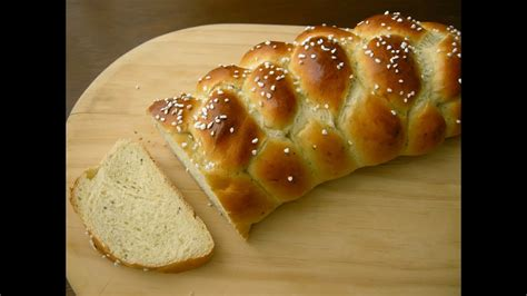 How to make Finnish Pulla Bread - YouTube