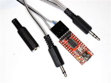 A low cost home made USB CI-V interface with open