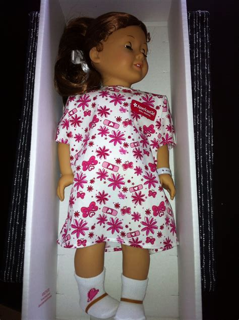 Sending an American Girl Doll to the Doll Hospital | Saree