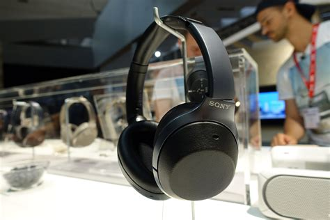 Sony WH-1000XM2 hands-on   Trusted Reviews
