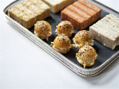 Afternoon Tea at The Langham - London : a Michelin Guide