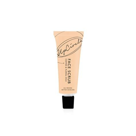 UpCircle Coffee Face Scrub Floral Blend   Jolie Beauty