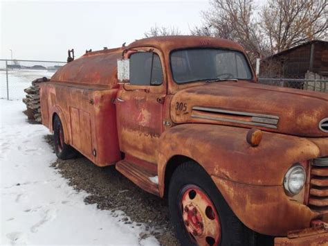 1950 Ford Fuel Tanker Truck - Ford Truck Enthusiasts Forums