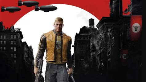 """Wolfenstein 2: New Colossus review: """"Be bold, in this"""