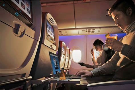 In-flight wi-fi makes small but steady gains - TravelSkills