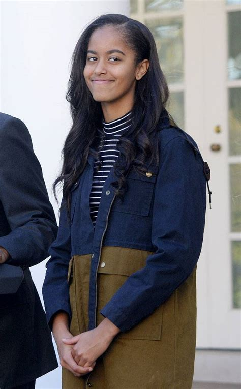 Malia Obama Proves She's Just Like Us While Partying at