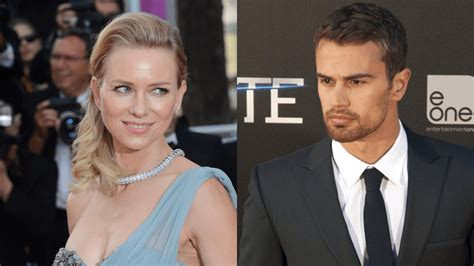 Is Naomi Watts The Right Evelyn (Four's Mother)? | F'Yeah