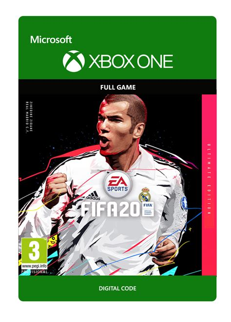 FIFA 20 Ultimate Edition - Xbox One spel – Startselect