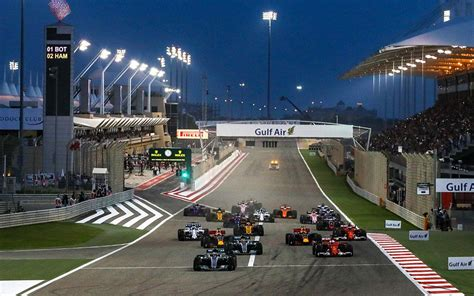 Why the Bahrain Grand Prix is the most exciting F1 fixture