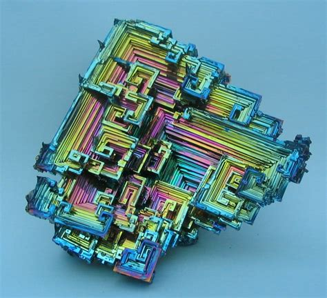 Crystals And Minerals: BISMUTH