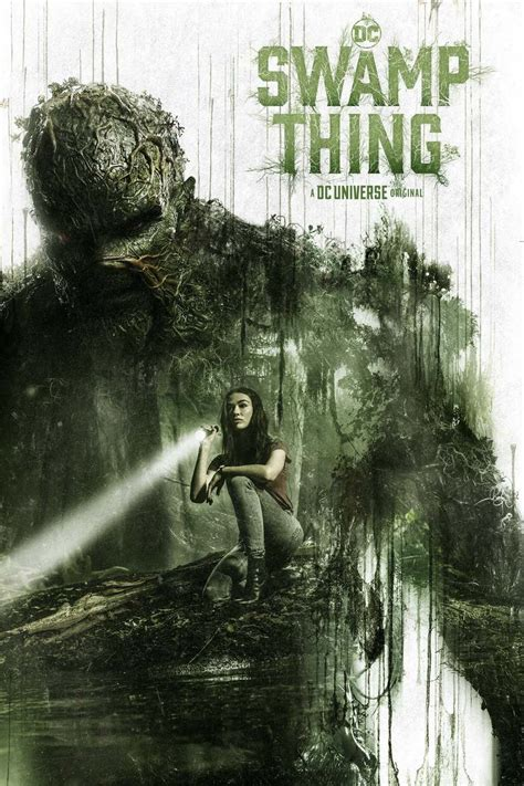 Swamp Thing DVD Release Date